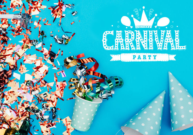 CrazyCruise Carnival Party