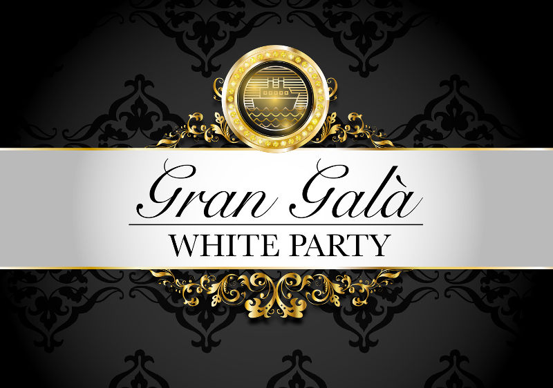 Crazy Cruise Gran Galà White Party